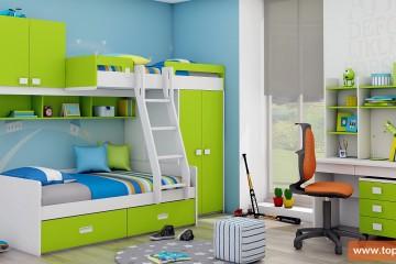 Čo nemôže chýbať v detskej izbe?