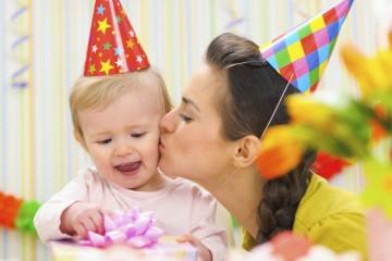 Nápady na darček k 1. narodeninám.... (časť 1)