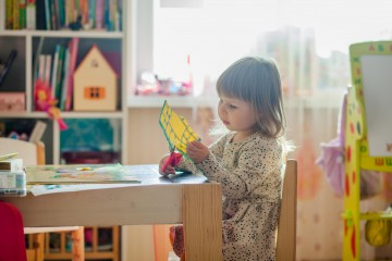 Máte doma predškoláka? Ako mu zariadiť izbu?