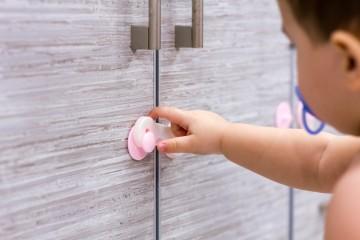 Ako navrhnúť bezpečnú izbu pre malé dieťa?