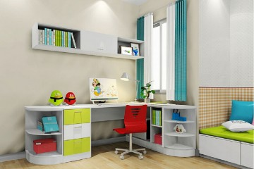 Aký písací stôl do detskej izby?