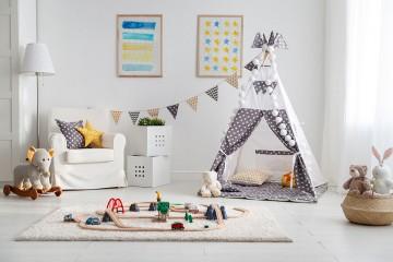 Zóny v detskej izbe