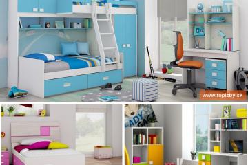 Ako (NE)zariadiť detskú izbu?