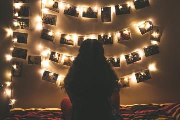 Ako osvetliť dievčenskú izbu?